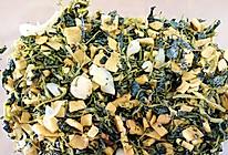 配粥小菜--秧草炒茶干的做法