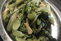 蒜瓣生菜的做法