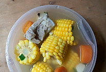 玉米汤的做法