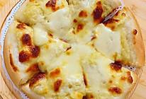 #全电厨王料理挑战赛热力开战!#飘香十里榴莲披萨的做法