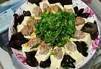 健康养生客家蒸酿豆腐的做法