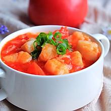 番茄龙利鱼   宝妈享食记