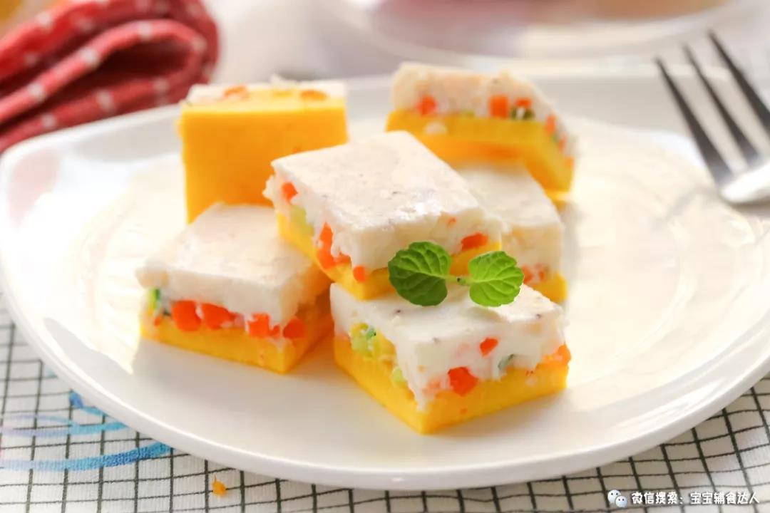 蔬菜蒸蛋糕 宝