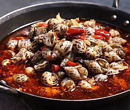 辣酒煮花螺:煮小海鲜,辣椒配酒才够生猛!的做法