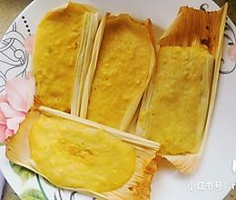 #麦子厨房#小红锅出品:玉米耙耙的做法