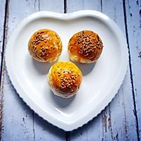 四种味道的蛋黄酥皮月饼—花好月圆,情谊绵绵的做法图解26