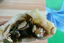 马齿苋馅饺子的做法