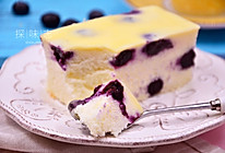 【蓝莓酸奶蛋糕】——COUSS CO-787M智能烤箱出品