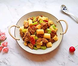 #下饭红烧菜#红烧鸭肉山药的做法