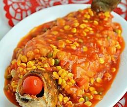 糖醋松鼠鲈鱼的做法