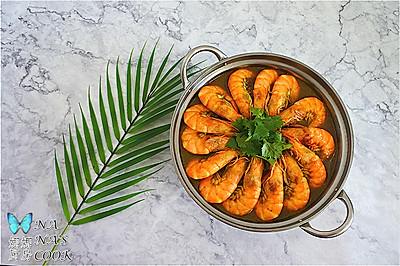咖喱粉丝虾