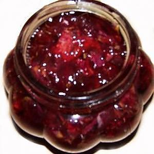 自制玫瑰酱的做法