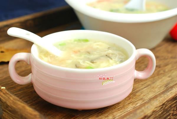 鲜香六菌汤的做法