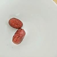 红枣枸杞红糖水的做法图解2