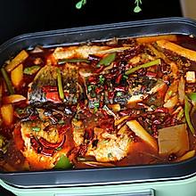 香辣烤鱼-----烤箱版