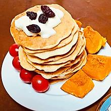 健康早餐:草莓松饼哦
