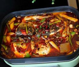 香辣烤鱼-----烤箱版的做法