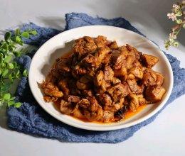 五花肉炖豆腐结的做法