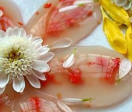 美丽厨娘-菊花糕的做法