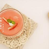 草莓慕斯杯的做法图解24
