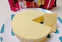#换着花样吃早餐#超好吃的肉松蒸蛋糕的做法