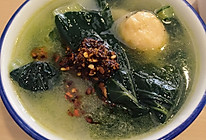 小白菜(懒人汤 的做法