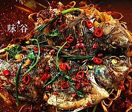 夜宵美食——万州烤鱼的做法