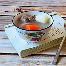 胡萝卜山药骨头汤