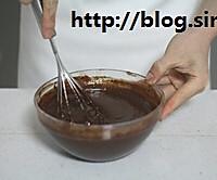 栗子巧克力蛋糕 的做法图解5