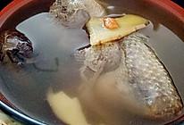 香菇鸽子汤的做法