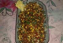 玉米肉未蒸豆腐的做法