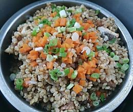 高粱米蒸仔排的做法