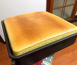 来一个10寸海绵cake