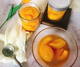 #炎夏消暑就吃「它」#冰镇黄桃罐头的做法