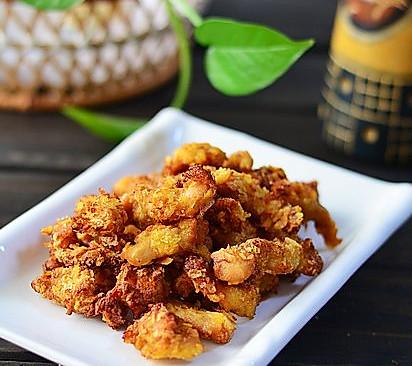 #九阳烘焙剧场#空气炸锅试用之炸鸡柳的做法