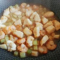 白莲粉粉虾酸鸡的做法图解6