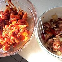 垂涎欲滴之韩式烤肉的做法图解6