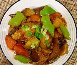 【家常菜】红烧茄子的做法