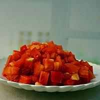 西红柿面疙瘩-----夏日开胃必备的做法图解3
