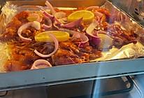 #烤究美味 灵魂就酱#烤鸡扒的做法