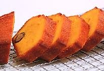 南瓜栗子磅蛋糕#蒸派or烤派#的做法
