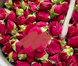 玫瑰酱的做法