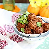 好吃又不长肉的【低脂炖牛肉丸子】#健康加倍#的做法图解14