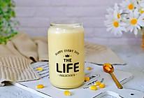 冬季热饮~奶香玉米汁#简单快手,我家冬季必备菜品#的做法