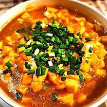 虾仁豆腐(石锅豆腐)