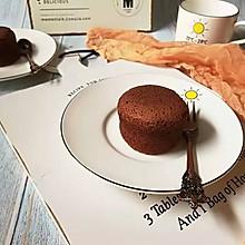 #晒出你的团圆大餐#可可小蛋糕
