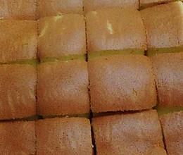 原味戚风蛋糕(八寸烤盘)的做法