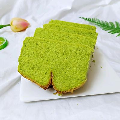 菠菜无油蛋糕