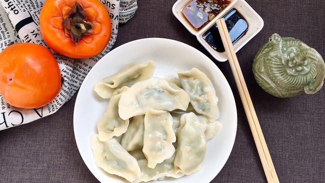荠菜饺子#KitchenAid的美食故事#的做法