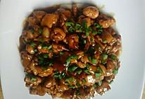 蚝油鸡丁的做法
